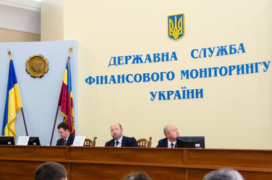 Председатель Госфинмониторинга Украины Игорь Борисович Черкасский