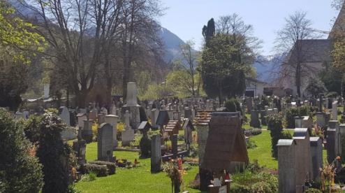 В Германии места на кладбище будут разыграны в лотерею