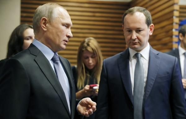 Ливинский и Путин