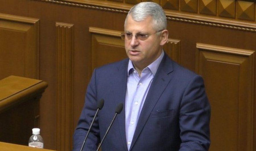 депутат Романюк Роман Сергеевич