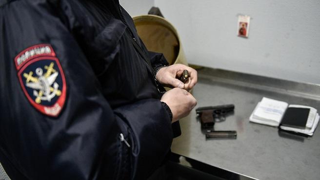 Полицейский расстрелял людей устоличного метро