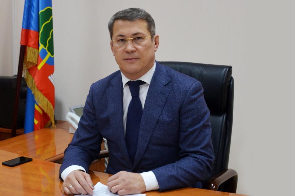 Хабиров Радий Фаритович