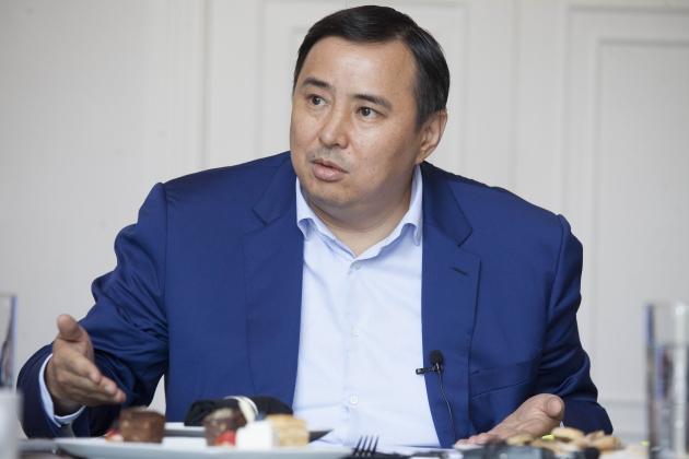 Мырзахметов Аблай Исабекович
