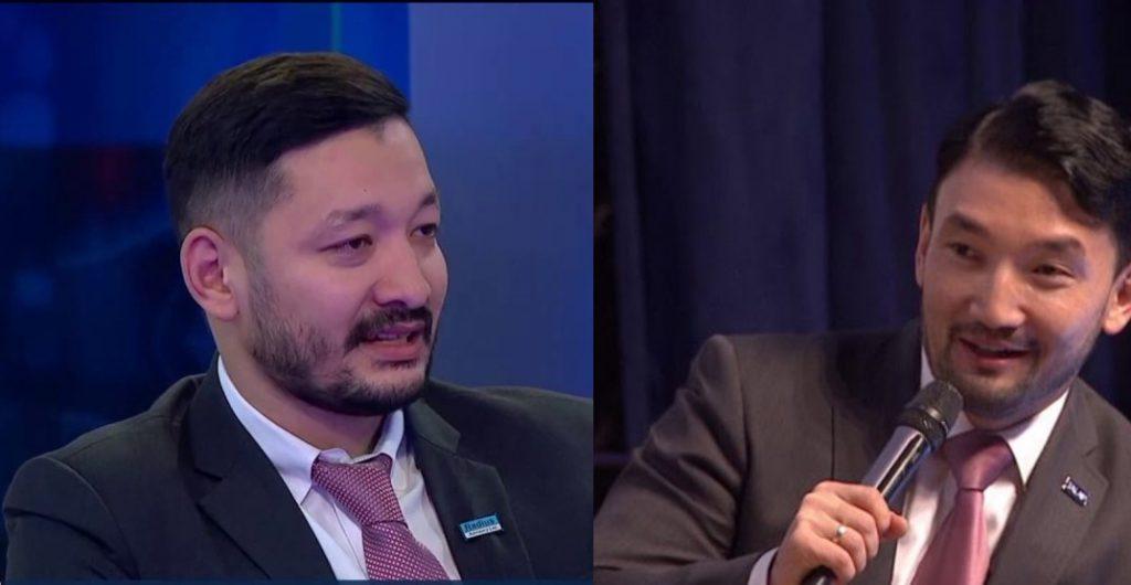 открытые рты Рахима Ошакбаева и Тимура Абилкасымова