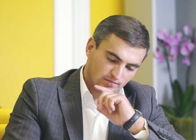 Андрикевич Андрій Валерійович, Енергія Води